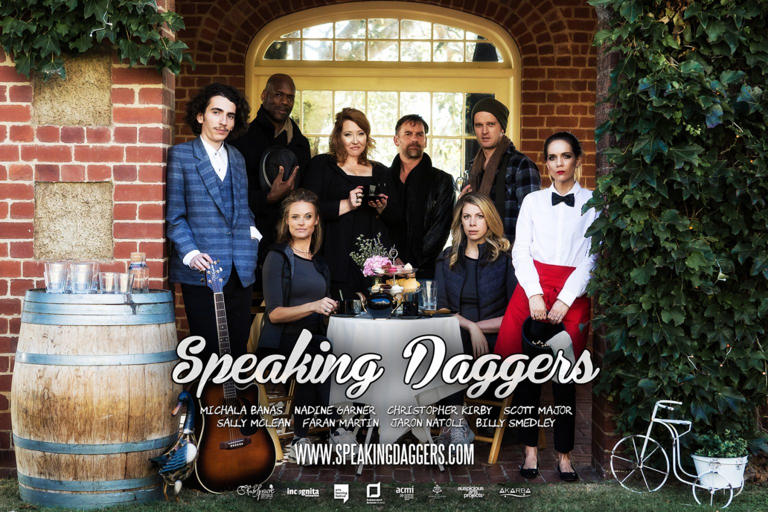 SpeakingDaggers